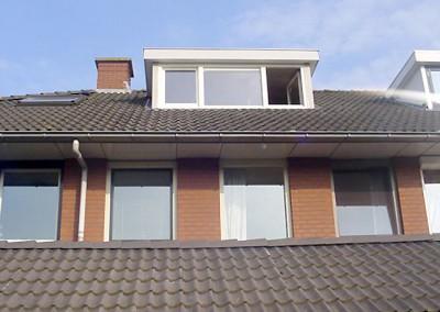 Almere dakkapel nieuwbouw