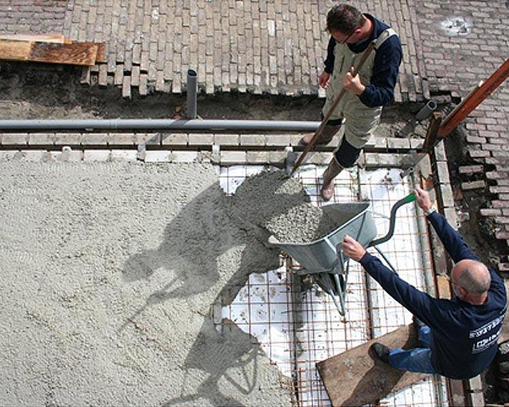 Totale verbouwing/renovatie   aannemersbedrijf zweverink bv