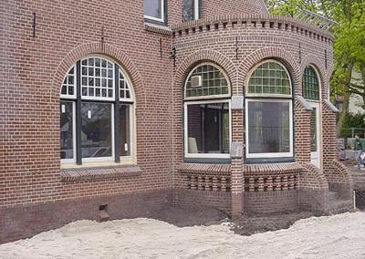 Restauratie villa Veldhoeve